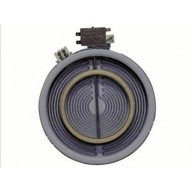 6225 FUEGO RADIANTE DOBLE 2400W 180mm / 120mm 10.58211.004 ( Entrega aprox: 3 días )