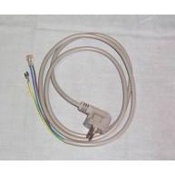 2680 CABLE ENTRADA CORRIENTE 1600mm GRIS ( Entrega aprox: 1 - 2 días )